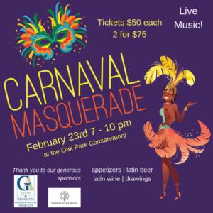 Carnaval Masquerade 2019
