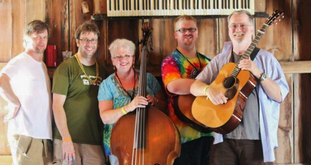 Uncorked Music 2019 Grosso Family Band