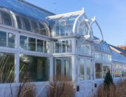 Oak Park Conservatory Winter 2020