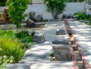 Discovery Garden runnel